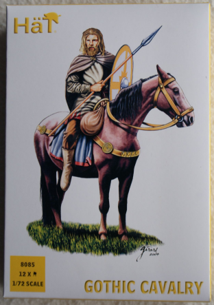 HaT 1/72 HAT8085 Gothic Cavalry (Ancients)